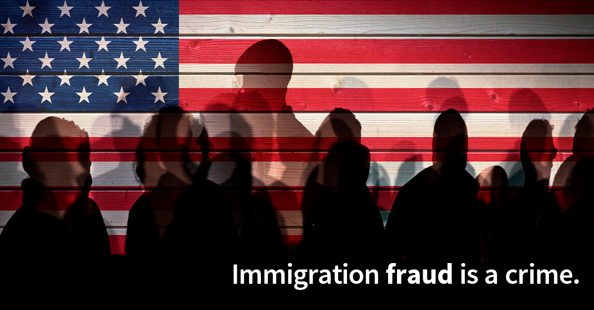 How to report immigration fraud