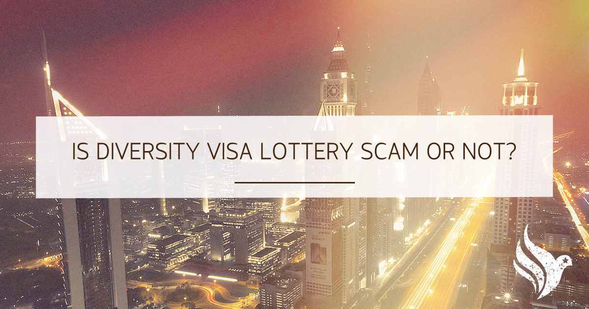 Diversity Visa Lottery Scams